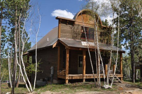 Mercantile Cabin - Image 1 - Lead - rentals