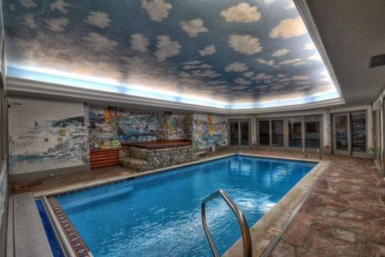 Private Indoor, Very Large  Heated Pool - Majestic Vista Chalet - Steamboat Springs - rentals