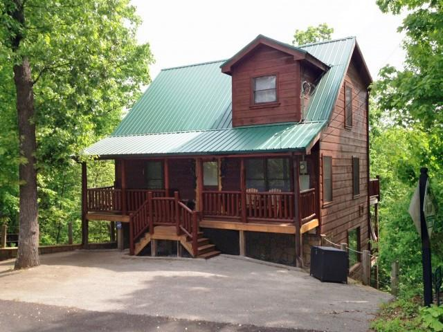 APPLESEED - Image 1 - Sevierville - rentals