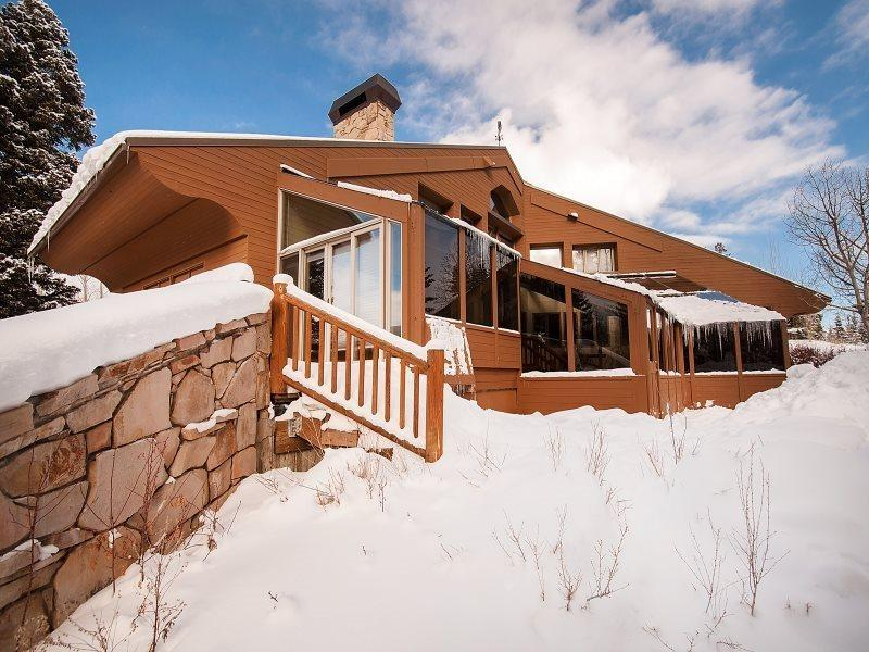Upper Deer Valley Ski Lodge - Upper Deer Valley Ski Home with Walking Distance to Success Ski Run - Park City - rentals