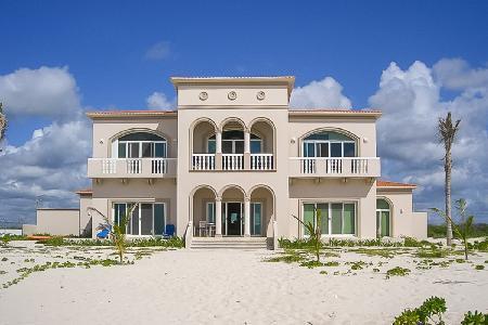 Casa Del Mar Bonito - Stately Villa of Unparalleled Beauty on White Sandy Beach - Image 1 - Playa del Secreto - rentals