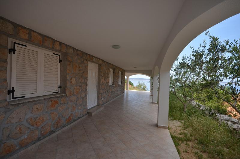 Apartments Mira - 57081-A1 - Image 1 - Starigrad-Paklenica - rentals