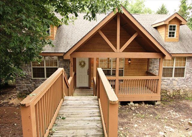 Deer Haven - DeerHaven Lodge : 2 Bedroom, 2 Bath Stonebridge Resort Cabin - Branson West - rentals