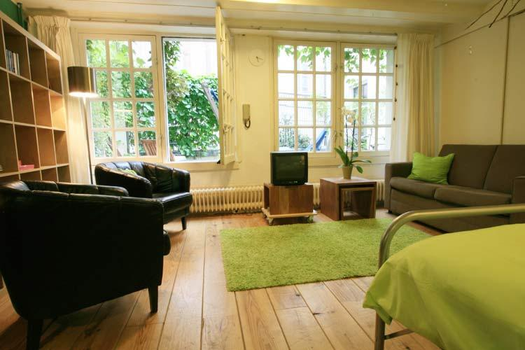 The Green Room Studio - Image 1 - Amsterdam - rentals