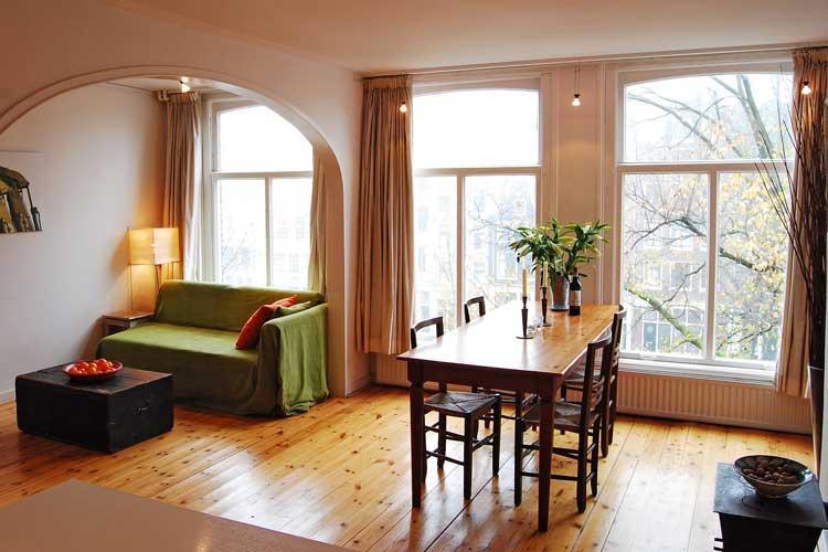 Valentines Apartment - Image 1 - Amsterdam - rentals