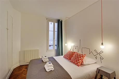 Mulhouse Apartment Rental in Paris - Image 1 - Paris - rentals