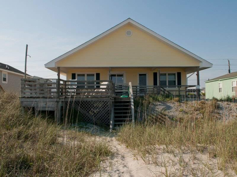 Camp Cottage - Image 1 - Emerald Isle - rentals