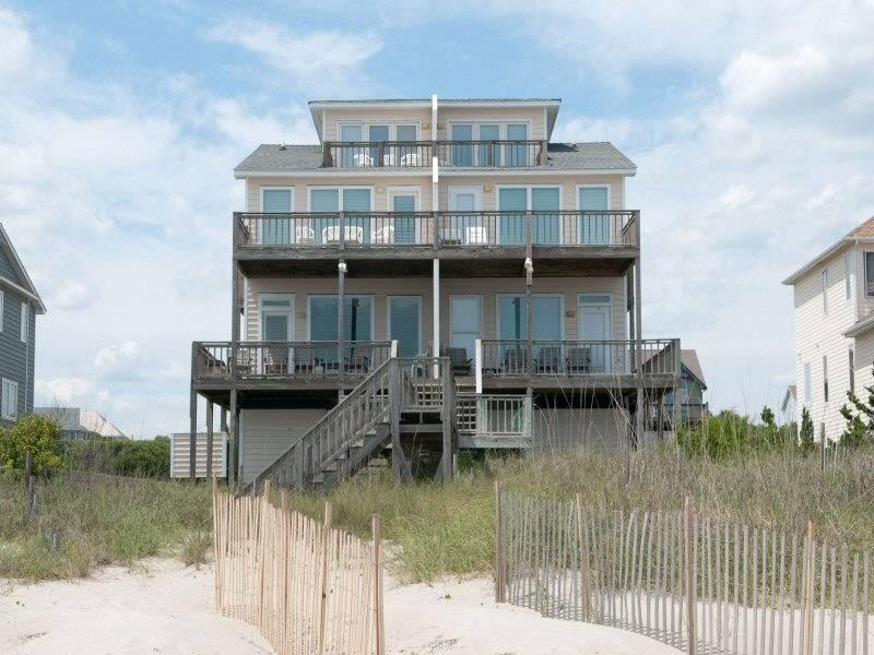 Star Deck West - Image 1 - Emerald Isle - rentals