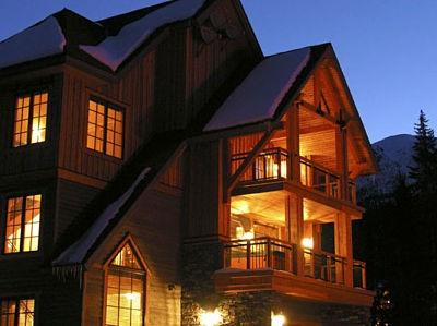 SILVER FOX: Beautiful timber framed townhouse with private decks and breathtaking views. - Silver Fox - Golden - rentals