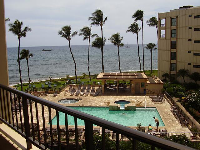 Sugar Beach Resort 1 Bedroom Ocean View 404 - Sugar Beach Resort 1 Bedroom Ocean View 404 - Kihei - rentals