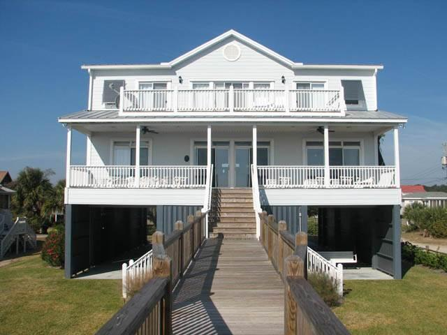 "2501 Point St - ""A Dose of Edisto"" - Image 1 - Edisto Beach - rentals"