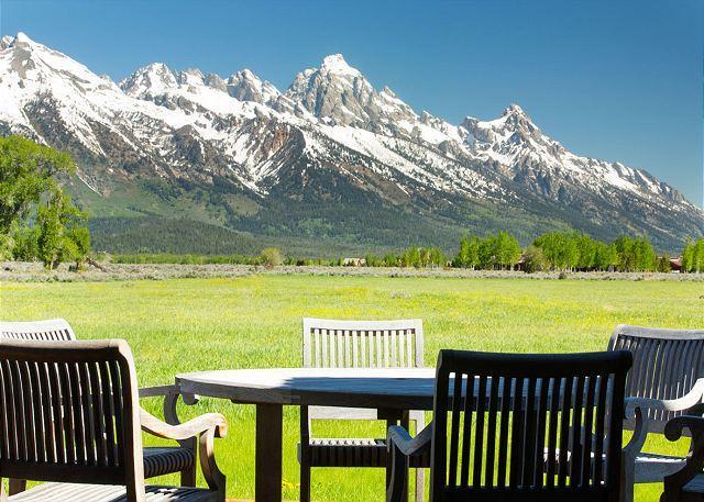 135 Woodreed - Spectacular Grand Teton Views! - Jackson - rentals