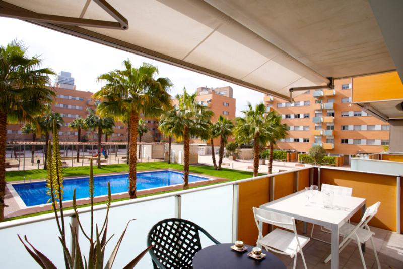 Luxury Vila Olimpica Pool Suites - Image 1 - Barcelona Province - rentals