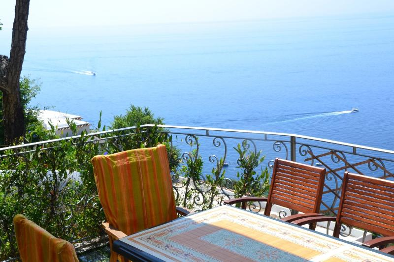 Terrace II° floor - Positano center Sostella is an enchanting property - Positano - rentals