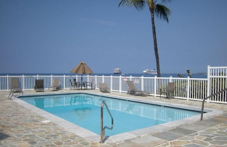 Oceanside Pool - Oceanfront Complex with Oceanside Pool - 2 Bedroom - Kailua-Kona - rentals