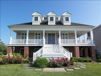 Property 71679 - BEAUTIFUL HOME TWO BLOCKS TO BEACH 71679 - Cape May - rentals