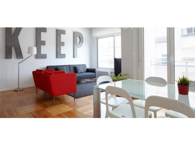 Mikeletes   By the beach, wifi & parking - Image 1 - Astigarraga - rentals