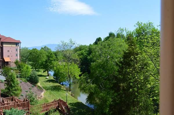 Mountain and River View - An Apple A Day - Sevierville - rentals