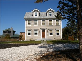 Front View of this amazing home with Ocean Views. - STAORL 93112 - Orleans - rentals