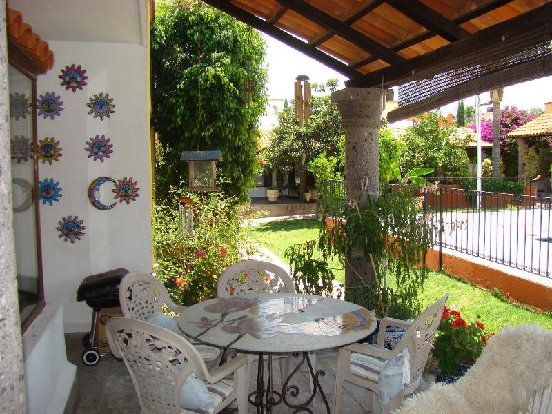 Swimming pool and perfect garden and the best home - Image 1 - San Miguel de Allende - rentals