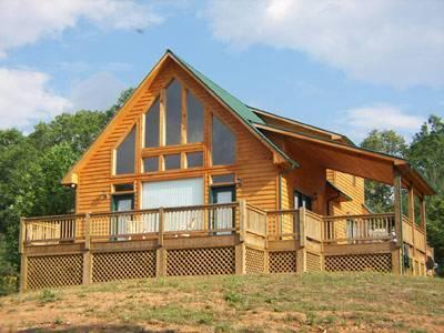 Twin Oaks Chalet - Image 1 - Sylva - rentals