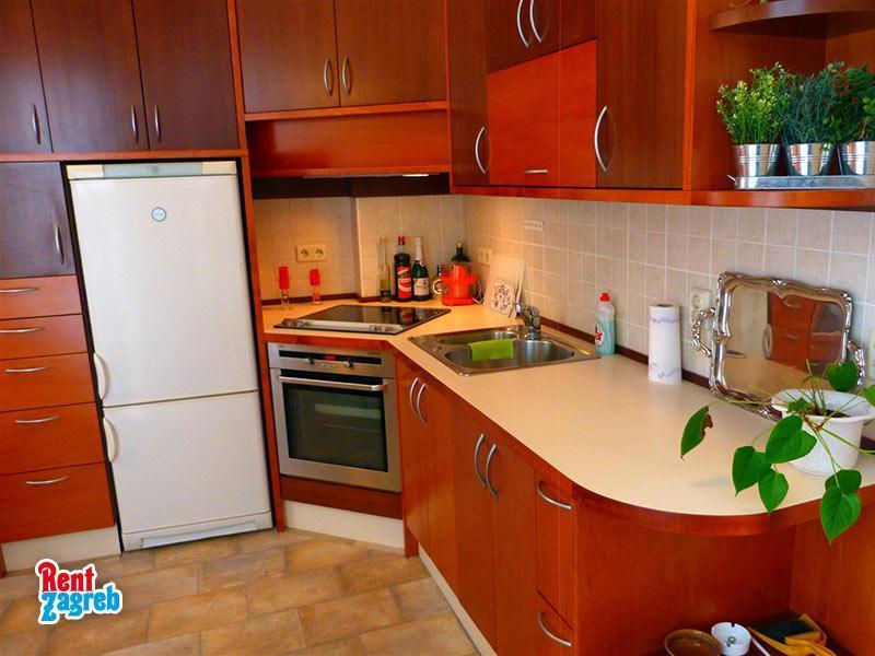 Kitchen - Royal Baroue - XL apartment Royal Baroque - Zagreb - rentals
