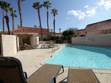It is a Beautiful Day to take a swim at the Pool! - LocationUpgraded2 MasterWiFi,Pool,FreeUS&CA phone - Palm Desert - rentals