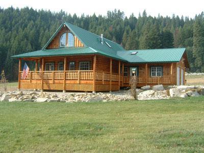 Summer Heaven - Luxury Log Retreat - Leavenworth - rentals