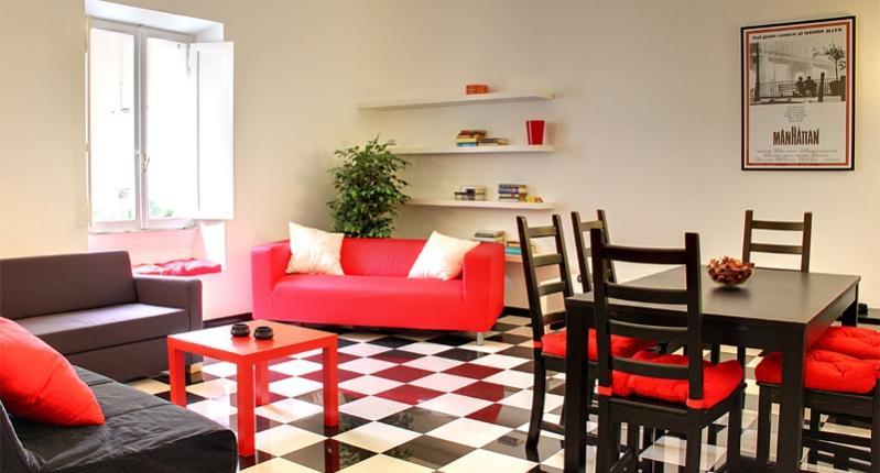 apartamento-en-roma---salon-comedor-1010-0.jpg - Trastevere Big Pop - Rome - rentals