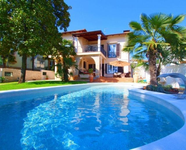 HOLIDAY VILLA IN ISTRIA - UMAG 5 star - Image 1 - Croatia - rentals