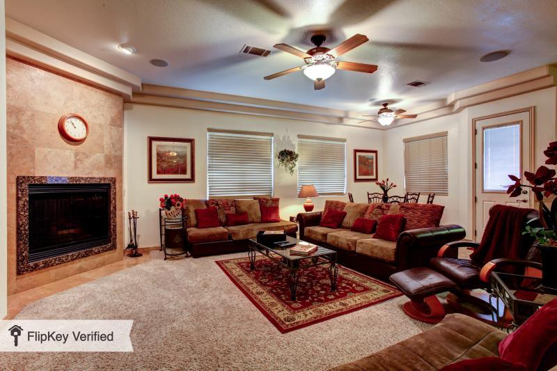 Luxury Retreat South of Strip - Image 1 - Las Vegas - rentals