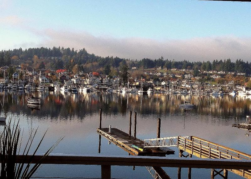 Downtown Gig Harbor Waterfront Home - Image 1 - Gig Harbor - rentals