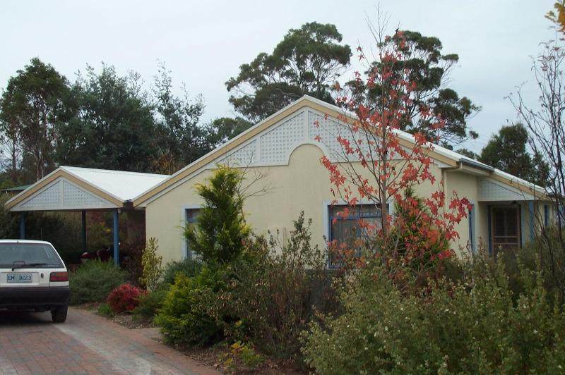 View of Cottage no.2 - Panorama Estate - Holiday Cottage #2 (Wattle) - Legana - rentals