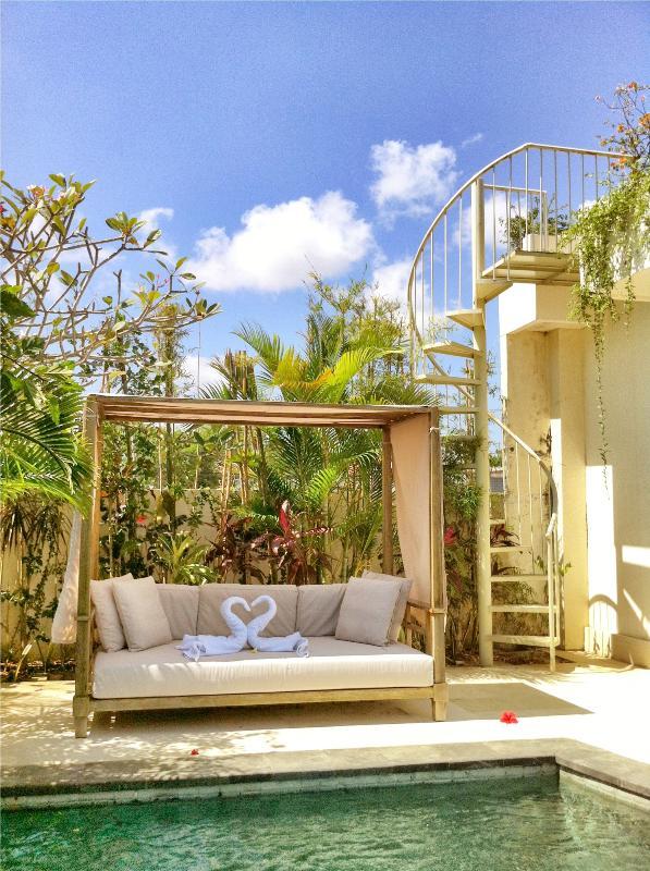 Villa Sahaja 2 Bedroom Pool Villa Affordable - Image 1 - Seminyak - rentals