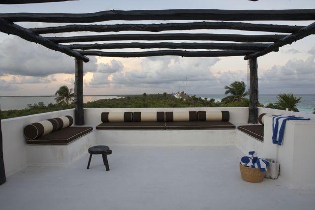 Roof Terrace - Villa Tulum - Tulum - rentals