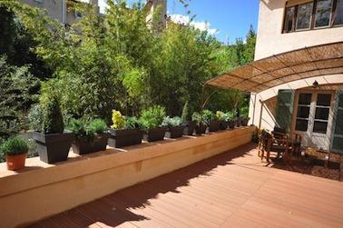 Terrace 50m2 - Amazing Apartment 3 Bedrooms with Terrace - Aix-en-Provence - rentals