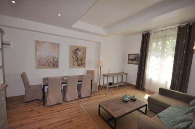 Livi g room - Apartment Vauvenargues 1BR, Lift, Dowtown Aix - Aix-en-Provence - rentals