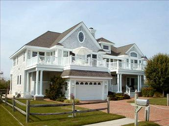 OCEAN VIEW FAMILY HOME 114222 - Image 1 - Cape May - rentals
