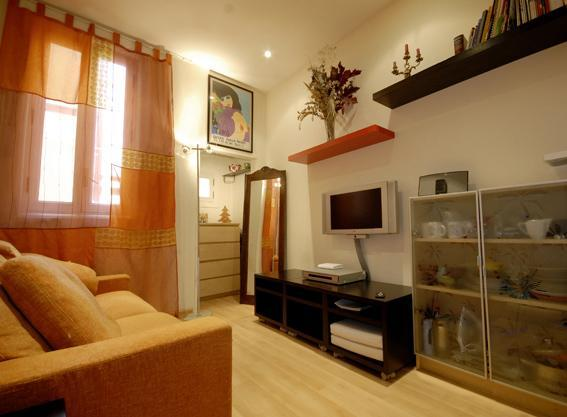 OLIVAR APARTMENT IN THE HEART OF MADRID - Image 1 - Madrid - rentals