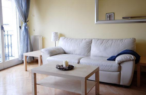 APARTMENT MURILLO , OLAVIDE SQUARE - Image 1 - Madrid - rentals