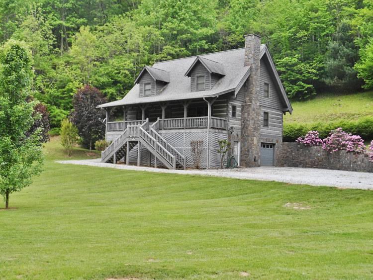 Carolina Cabin - Image 1 - Cullowhee - rentals