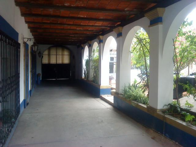 entrance from the street to all the apt. - Oaxacan Gated Community - Oaxaca - rentals