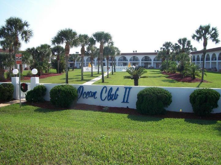 OCEAN CLUB II - Image 1 - Saint Augustine - rentals