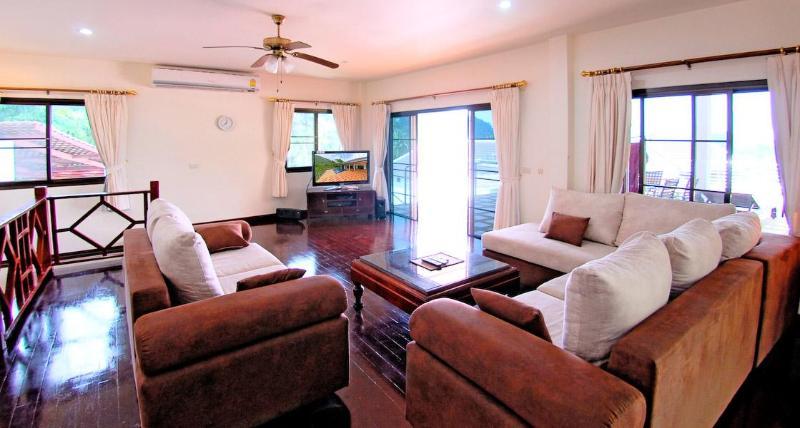 lounge - Villa G - Lamai Beach - rentals