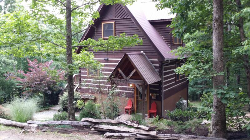Paint Rock Cabin - Image 1 - Hot Springs - rentals