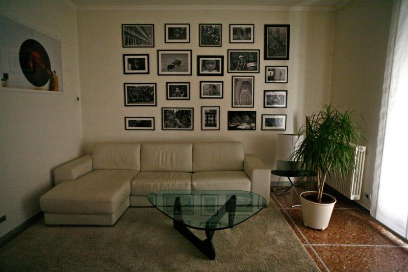 Living Room - Monteverde Design Apartment - Rome - rentals