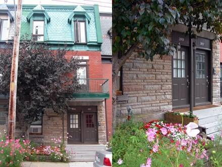 Drolet two-story apartment in Plateau Mont-Royal - Image 1 - Montreal - rentals