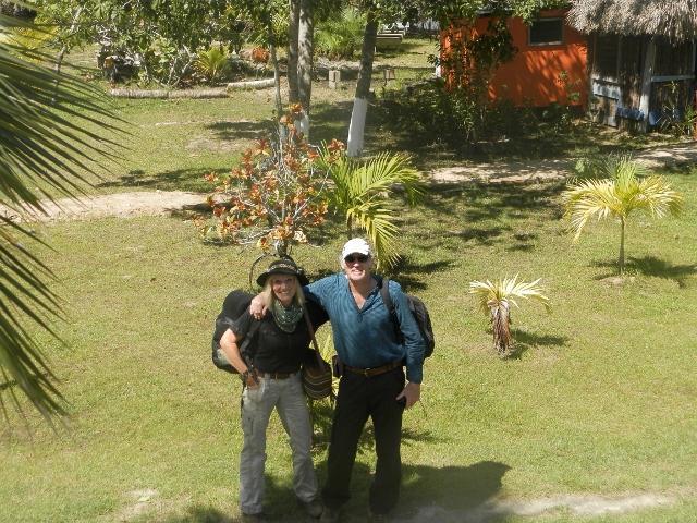 2014 Guests - Palmento Grove Cultural & Fishing Lodge -DARANGILU - Hopkins - rentals
