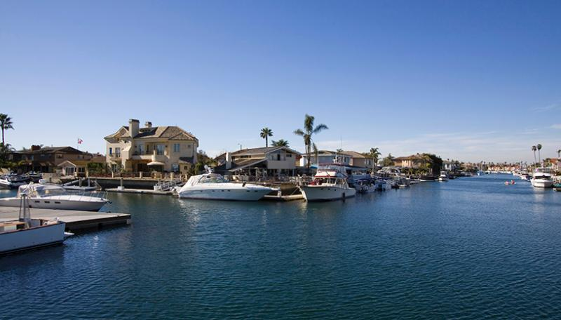 Waterways Behind The Residence - Luxurious & Opulent Villa Red Diamond---Monthly!! - Huntington Beach - rentals