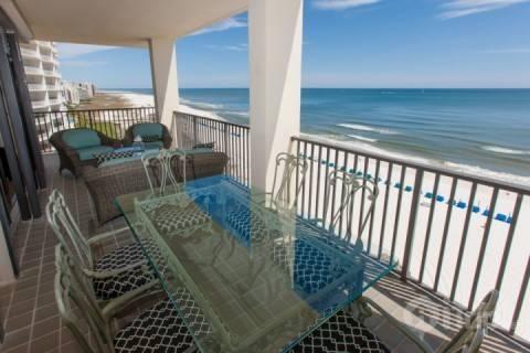 The Palms 1001 - Image 1 - Orange Beach - rentals